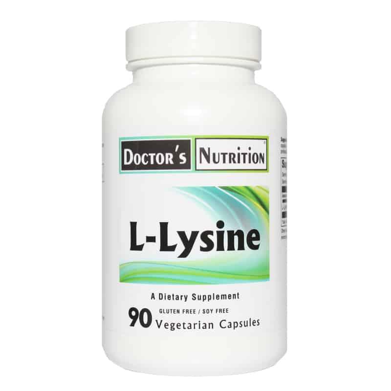 L-Lysine (90 capsules)