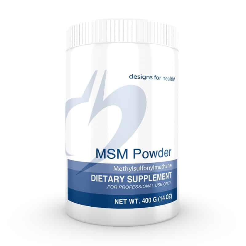 MSM Powder 400 g (14 oz)